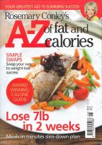 Rosemary Conley's A-Z Of Calories magazine subscription