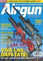 AirGun World magazine subscription