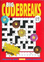Big Codebreaks magazine subscription
