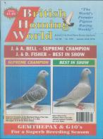 British Homing World magazine subscription