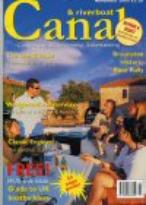Canal Rivers magazine subscription