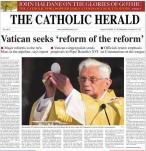 Catholic Herald magazine subscription