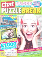 Chat Puzzle Break magazine subscription