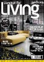 Concept for Living magazine subscription