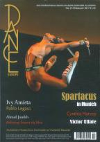 Dance Europe magazine subscription