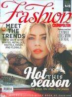 Cosmopolitan Fashion magazine subscription