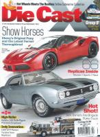 Die Cast magazine subscription