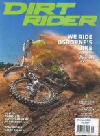Dirt Rider magazine subscription