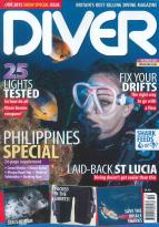 The Diver magazine subscription