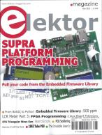 Elektor Electronics magazine subscription