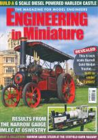 Engineering in Miniature magazine subscription
