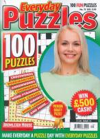 Everyday Puzzles magazine subscription