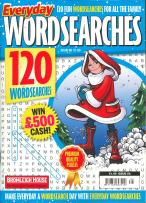 Everyday Wordsearches magazine subscription