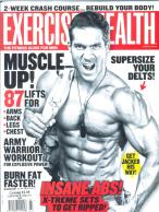 Exercise and Health magazine subscription