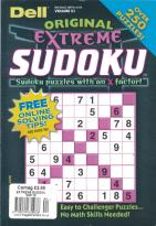 Extreme Sudoku magazine subscription