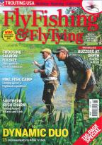 Fly Fishing and Tying magazine subscription