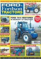 Ford and Fordson Tractors magazine subscription