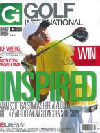 Golf International magazine subscription
