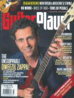 Guitar Player (Mthly) magazine subscription
