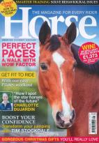 Horse and Rider magazine subscription