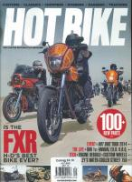 Hot Bike magazine subscription