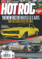 Hot Rod USA magazine subscription