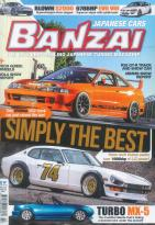 Japanese Car Banzai magazine subscription