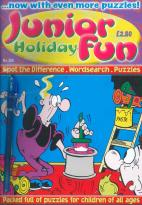 Junior Hol Fun magazine subscription