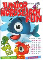 Junior Wordsearch Fun magazine subscription
