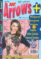 Just Arrows Plus magazine subscription