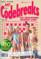 Just Codebreaks magazine subscription