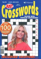 Just Crosswords magazine subscription
