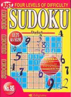 Just Sudoku Pocket magazine subscription