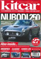 Kit Car(Mthly) magazine subscription