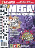 Lovatts Mega Crosswords magazine subscription
