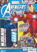 The Avengers magazine subscription