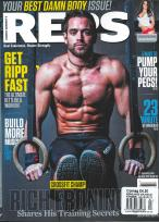 REPS! (Was Maximum Fitness) magazine subscription