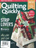 Mccalls Quilting magazine subscription