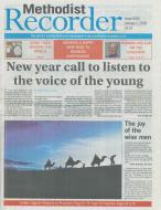 Methodist Recorder magazine subscription