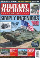 Military Machines International magazine subscription