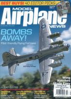 Model Airplane News magazine subscription