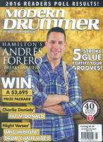 Modern Drummer magazine subscription