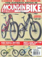 Mountain Bike Action USA magazine subscription