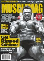 Muscle Mag magazine subscription
