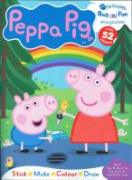 Peppa Pig Bag O Fun magazine subscription