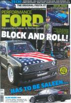 Performance Ford magazine subscription
