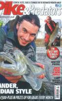Pike and Predator Fishing magazine subscription