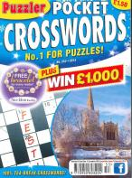 Pocket Puzzler Crosswords magazine subscription