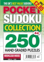 Pocket Sudoku Collection magazine subscription