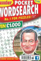 Pocket Puzzler Wordsearch magazine subscription
